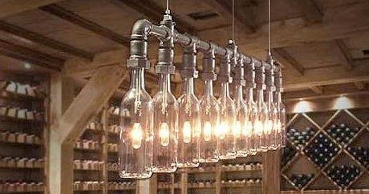Wohnzimmerlampen Rustikal: Möbel von LTYJQD. Günstig online kaufen ...