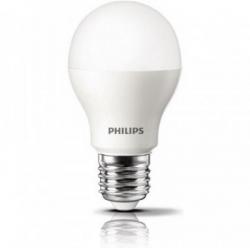 Diese Lampe von Philips passt problemlos in jede E27 Fassung.