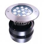 Bodeneinbauleuchte mit LED