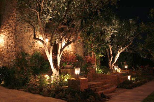 Gartenbeleuchtung Led Warmes Licht | afdecker.com