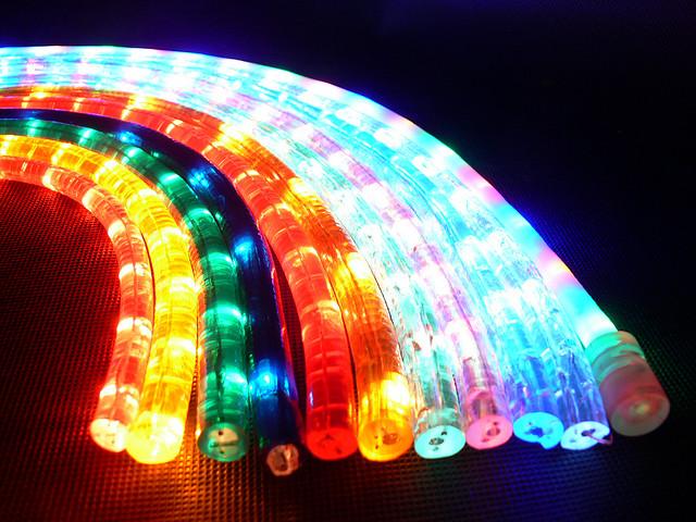 Lichtschlauch dekorativ und flexibel einsetzbar for Lampen kontor