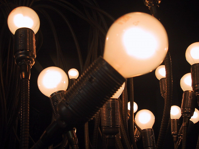 So leuchtet es verschiedene leuchtmittelarten im fokus for Lampen kontor