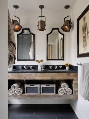 10 Coole Ideen Fur Badezimmerdeckenlampen