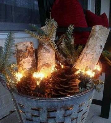 sch n weihnachtsbeleuchtung f r drau en. Black Bedroom Furniture Sets. Home Design Ideas