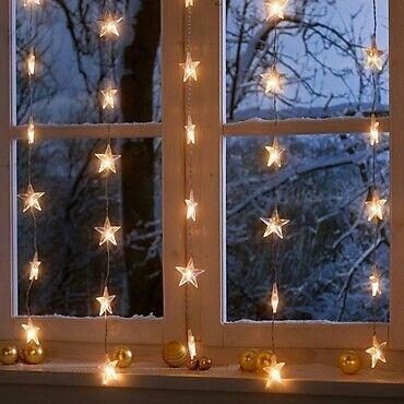 Weihnachtsbeleuchtung Am Fenster.Glanzlicht Tipps Für Kreative Weihnachtsbeleuchtung