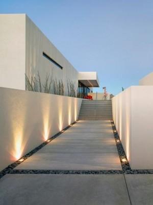 Beliebt STRAHLEND: Mit Bodeneinbaustrahlern leuchtet der Garten IM21