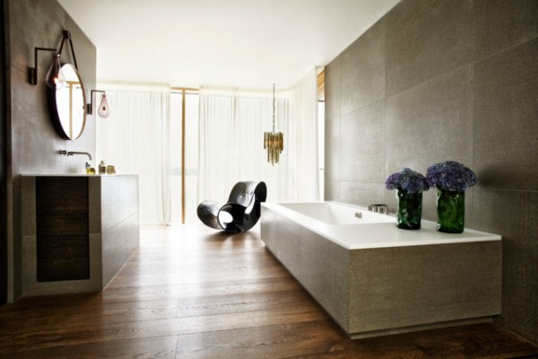 KLASSE: Acht coole Ideen für Badspiegelleuchten