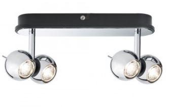 Flurlampe mit LED Leuchtmittel