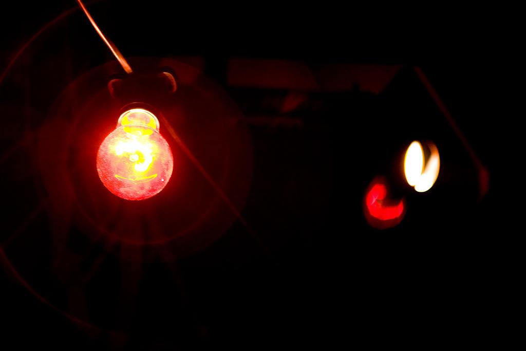 Partybeleuchtung Außen So Erstrahlen Terrasse Wiese Der Garten