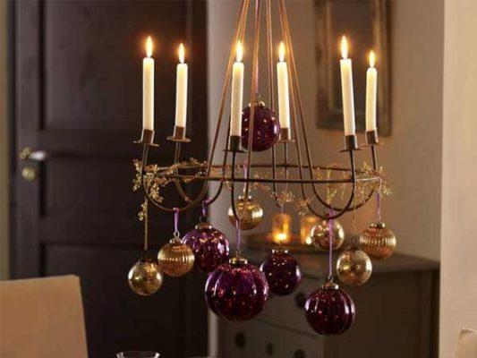 weihnachten ideen f r die perfekte tischdekoration. Black Bedroom Furniture Sets. Home Design Ideas