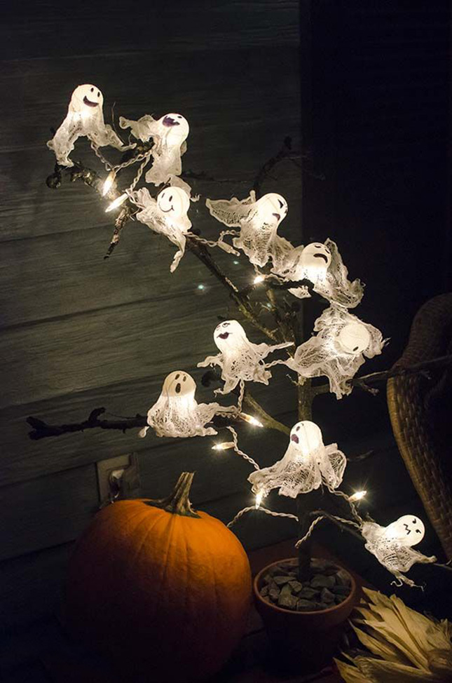 Gespenstig Die 5 Coolsten Halloween Lichterketten