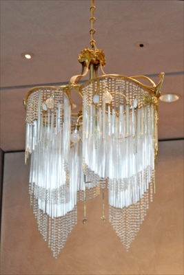 Faszinierend Und Floral Lampenkunst Im Jugendstil