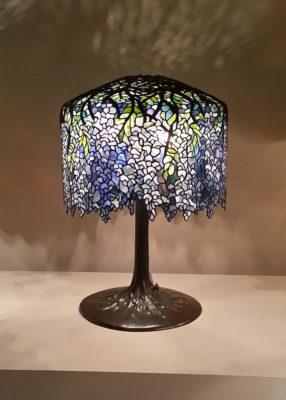Jugendstil Lampe Von Tiffany