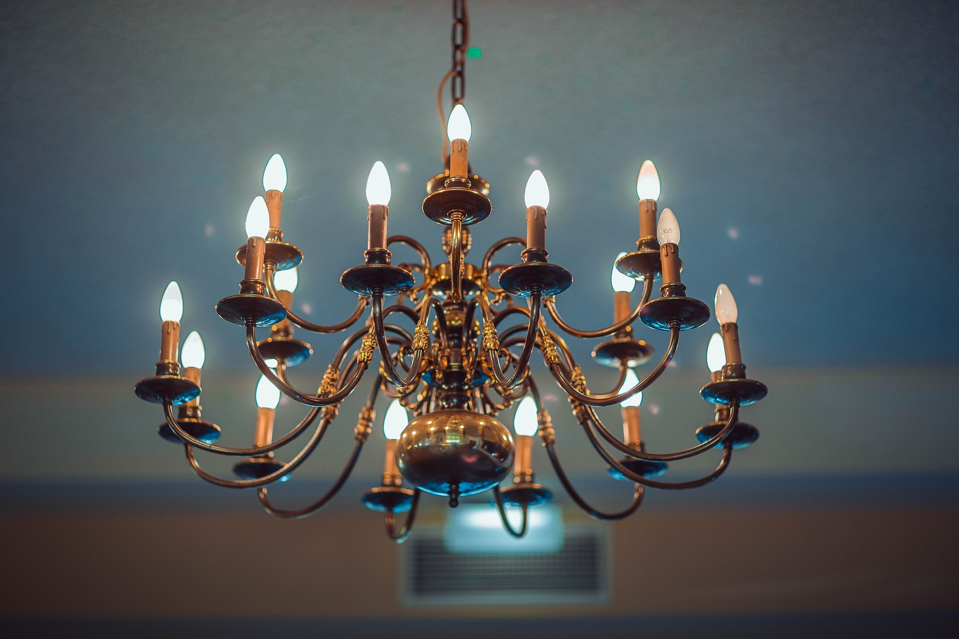 Die Prächtigste Lampe Der Welt: Der Kronleuchter