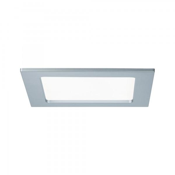 Paulmann Quality EBL Set Panel eckig LED 1x12W 4000K 2