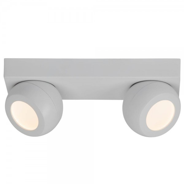AEG Lighting AEG191124 - Balleo Spotrohr, 2-flammig we