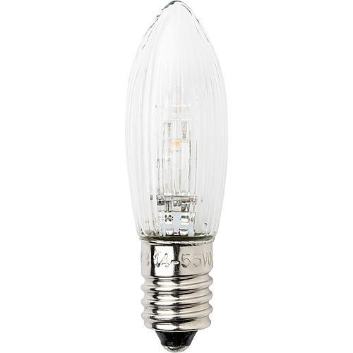 Konstsmide W 5082-730 - LED Birne universal 3er-Set
