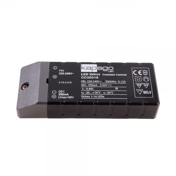 Deko-Light Kapego LED- Netzgerät 18W, 350mA