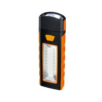 Paulmann Function Work light Orange/Schwarz Kunststoff