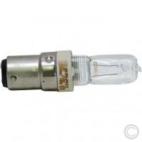 LEDVANCE Halogenlampe B15d 230V klar 70W 4008321393746