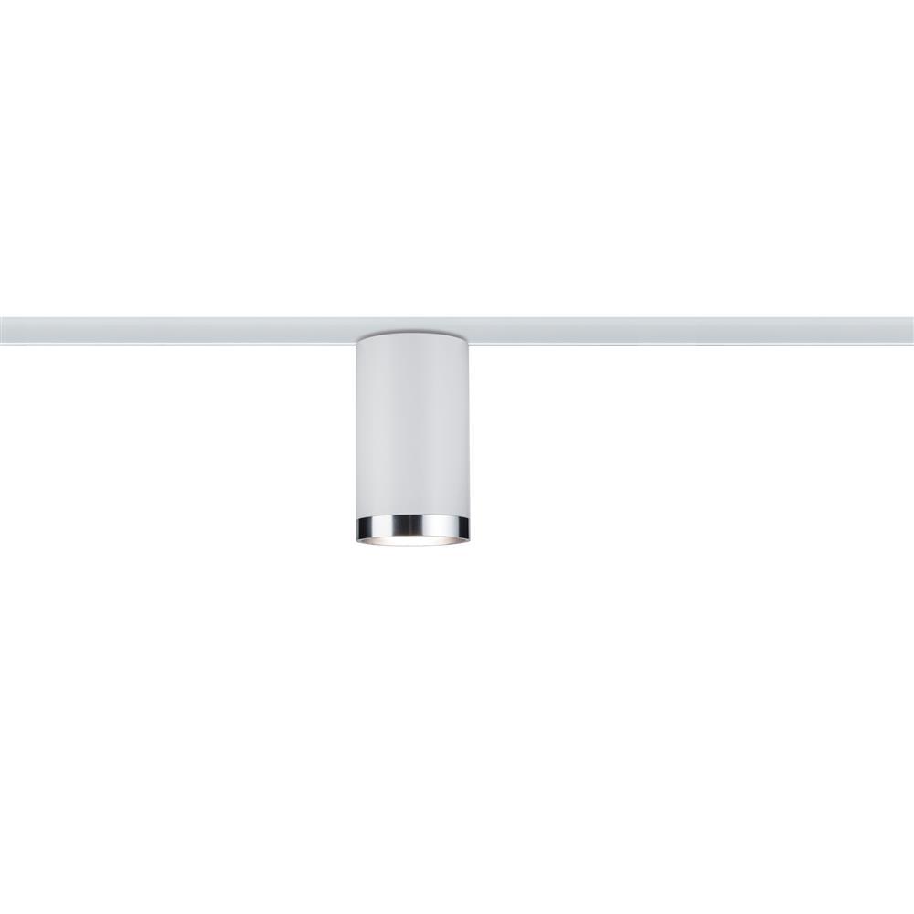 Paulmann urail system led spot tube 1x6 5w gu10 230v we for Lampen kontor