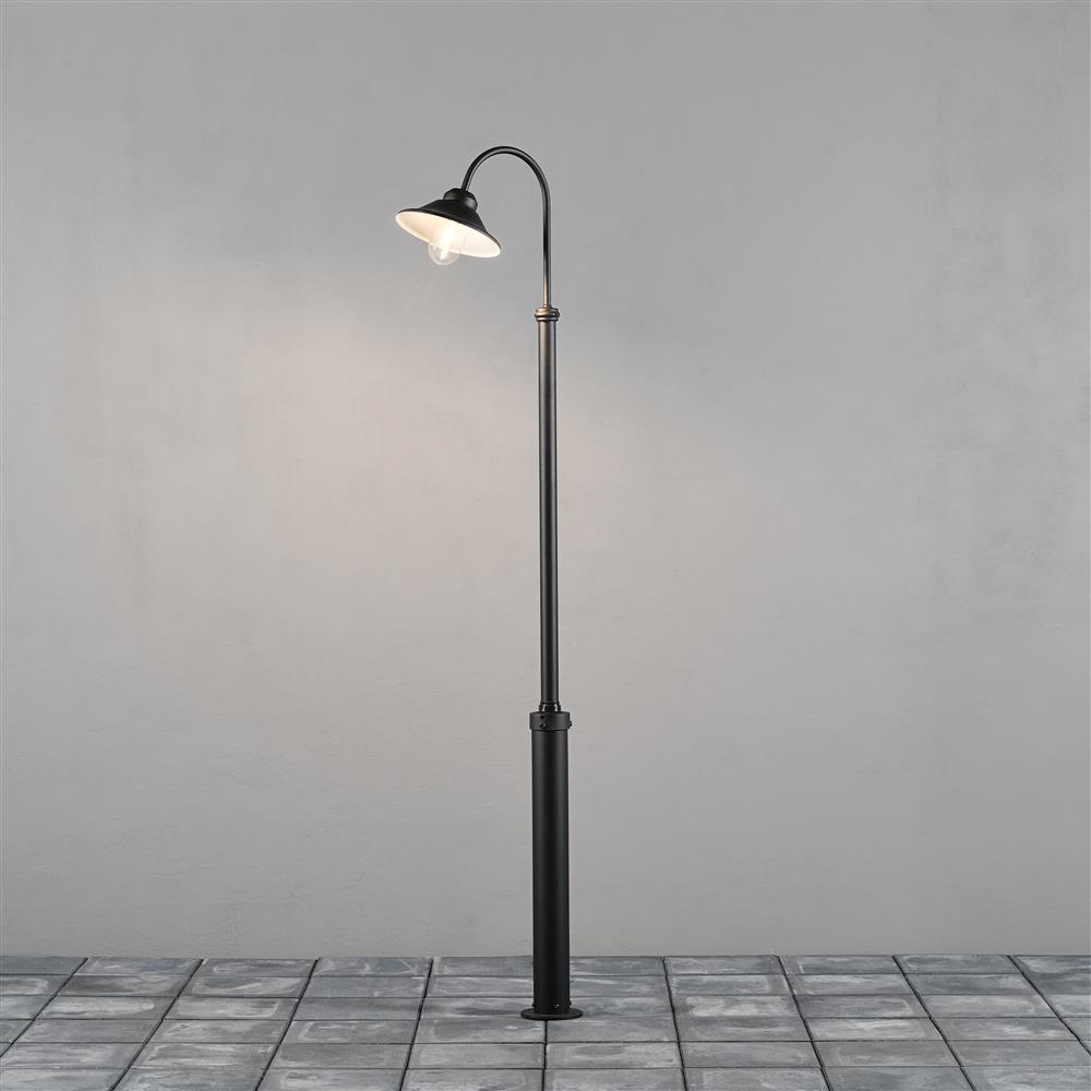 Konstsmide vega 560 750 standleuchte wegeleuchte laterne for Lampen kontor