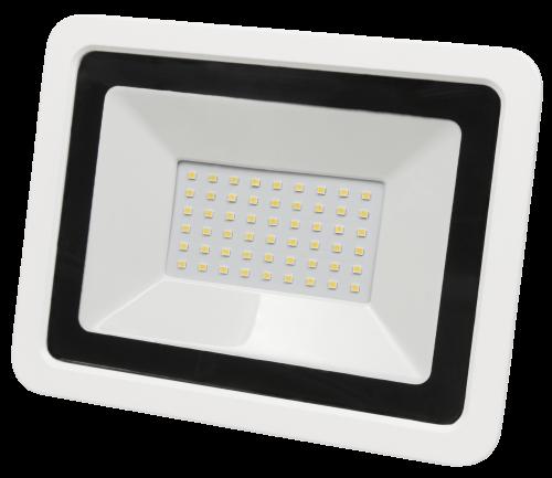 McShine LED-Außenstrahler McShine ''SMD-Slim'' 50W, 3500Lumen, 3000K, warmweiß, IP44