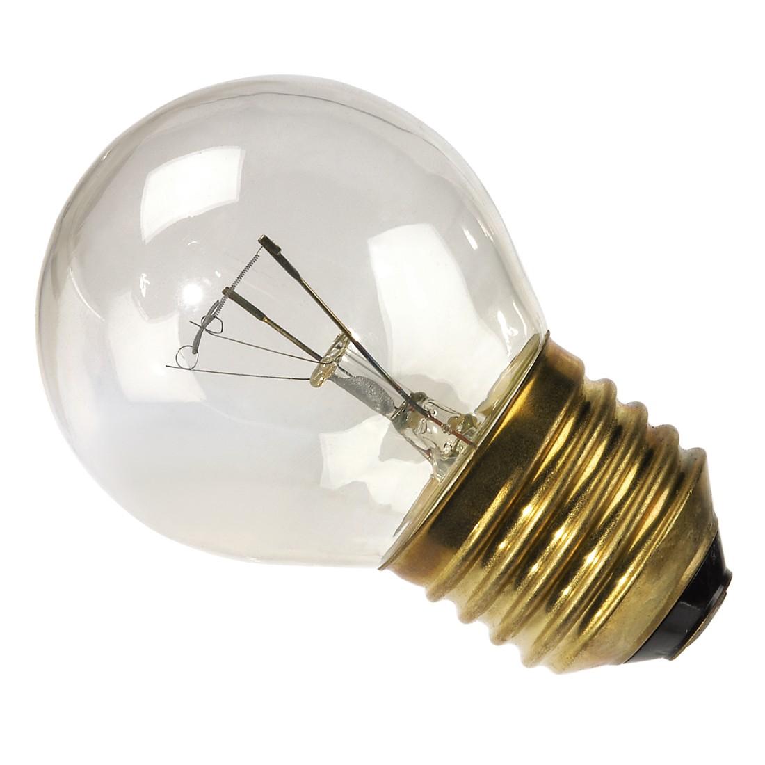 Backofen Lampe E14 300° 40W Klar Tropfenform